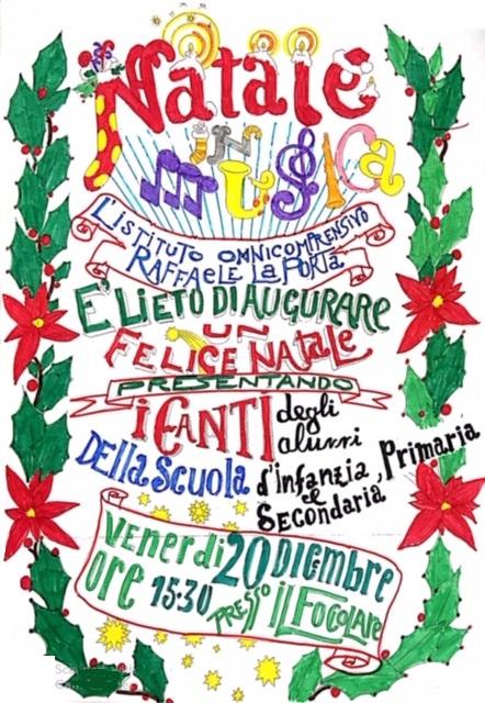 Il Natale delle Scuole di Fabro