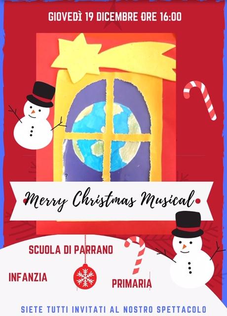Merry Christmas Musical a Parrano