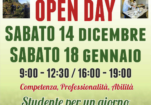 open day Ipaa