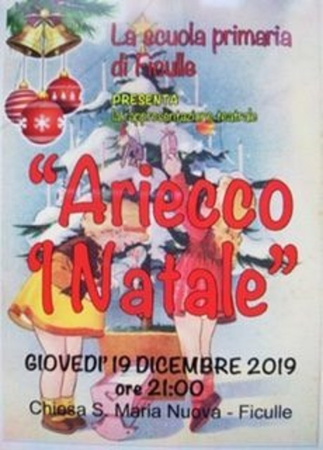 Natale a Ficulle